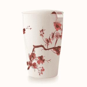 Cana pentru ceai Kati Cherry Blossoms