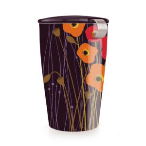 Cana pentru ceai Kati Poppy Fields