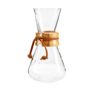 Carafa originala de cafea Chemex filtru