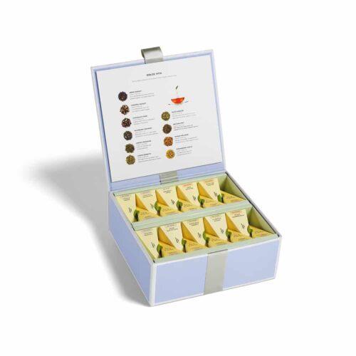 Cutie cadou de ceaiuri tea chest Dolce Vita
