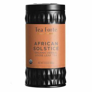 Ceai African Solstice rooibos si fructe de padure