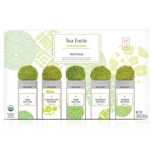 Pachete de ceaiuri cadou Matcha tea-forte