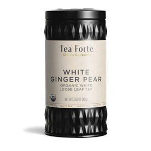Ceai de pere dulci si ghimbir White Ginger Pear