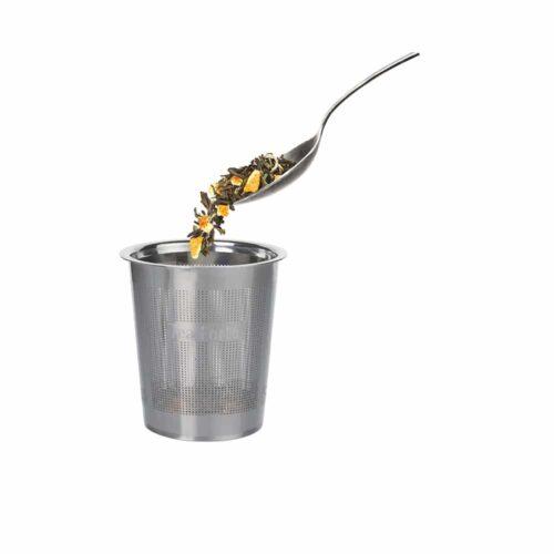 Ceainic ceramic Pugg Lotus pentru infuzie de ceai