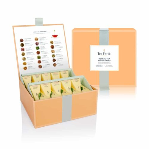 Herbal Tea Chest cutie de cadou cu ceaiuri