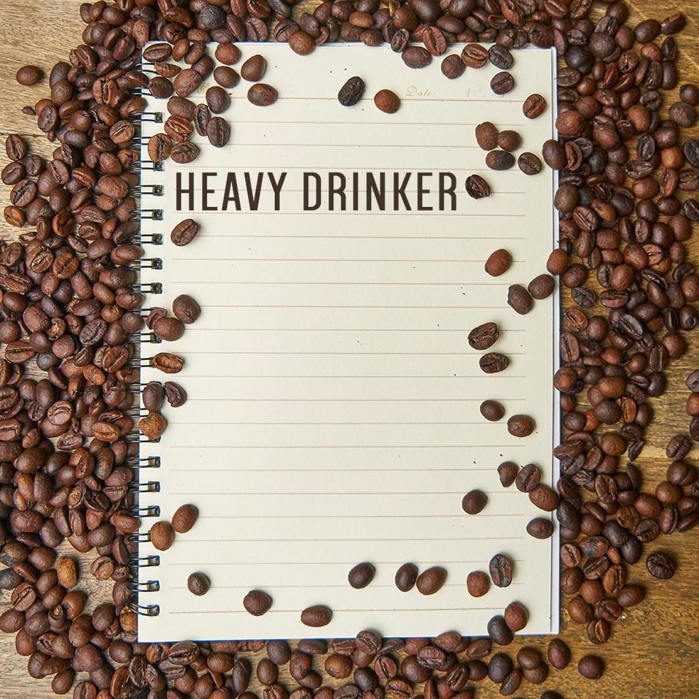 Abonamet de cafea de specialitate heavy drinker