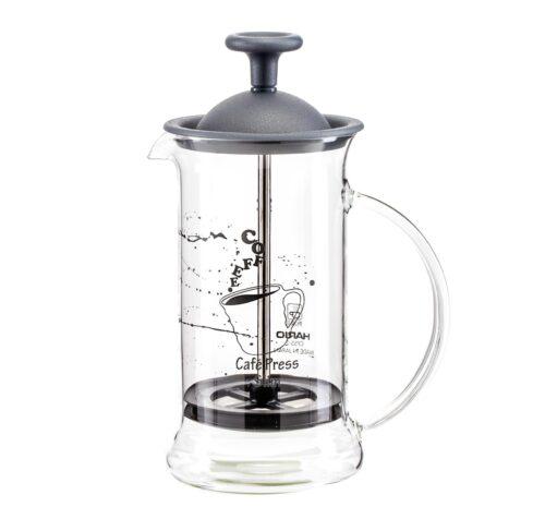 HARIO Coffee Tea Press Slim Black 240ml