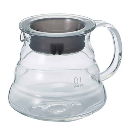 HARIO V60 Range Server Clear 360ml transparen