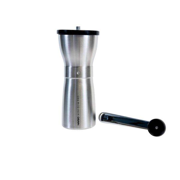 Hario Ceramic Coffee Mill MINI-SLIM PRO Rasnita de cafea
