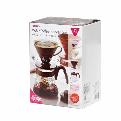 Hario V60 Pour Over Set Cafea